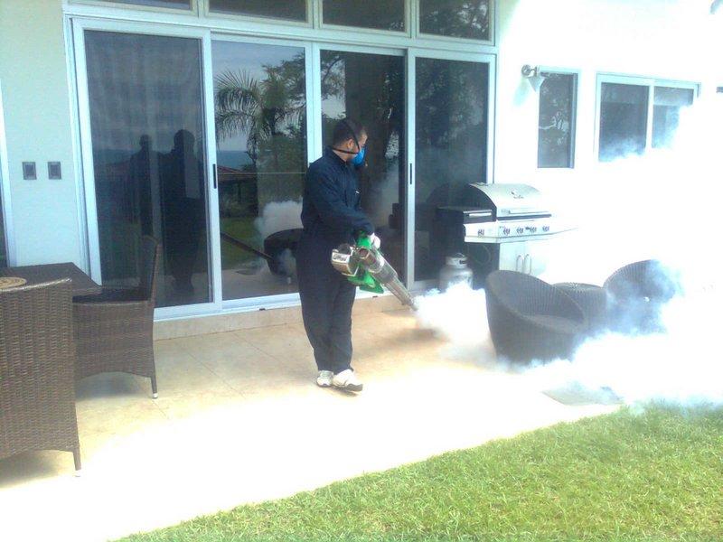 Fumigación, limpieza de tanques en Casas de Habitación