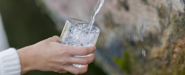 Agua potable en Costa Rica