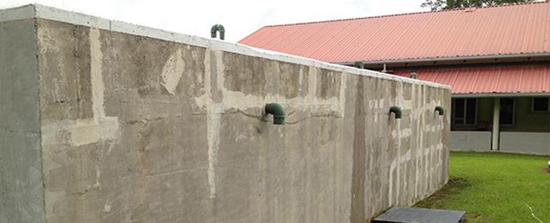 tanques de agua potable