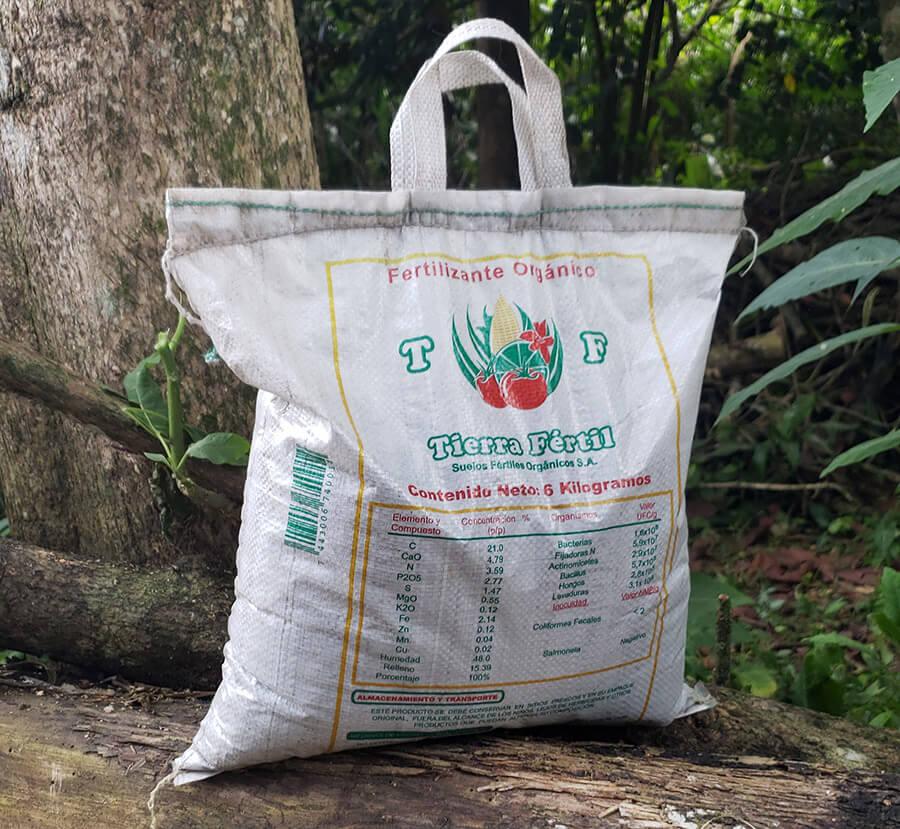 Fertilizante Orgánico T-F