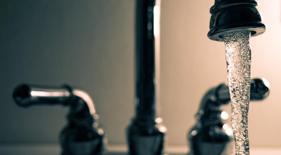 Desabastecimiento de agua potable en diferentes lugares de la gran área metropolitana