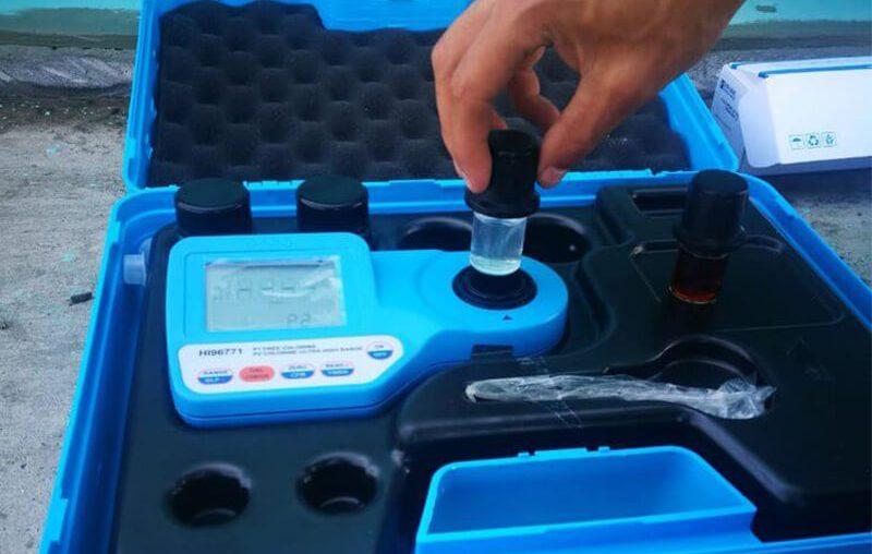 Reglamento para la Calidad del Agua para consumo humano en establecimientos de salud